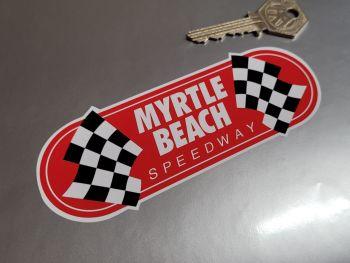 """Myrtle Beach Speedway Sticker 5"""""""