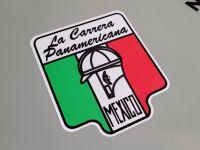 La Carrera Panamericana Mexico Circuit Sticker 4