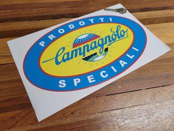 """Campagnolo Prodotti Speciali Oval Sticker - 12"""""""