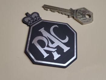 "RAC Old Style Self Adhesive Badge - 3"""