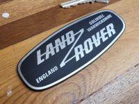 Land Rover Laser Cut Self Adhesive Car Badge - 1.5