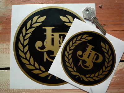 John Player Special Garland Circular Stickers. 4
