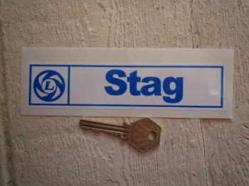 """Triumph British Leyland Stag Sticker. 6""""."""