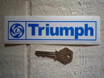 """Triumph British Leyland Sticker. 6""""."""