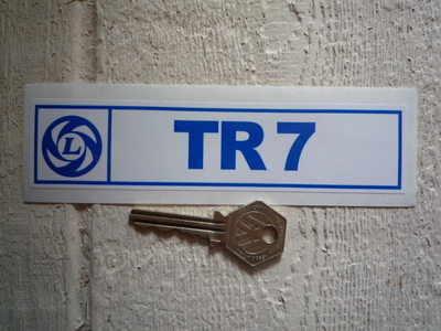 Triumph British Leyland TR7 Sticker. 6
