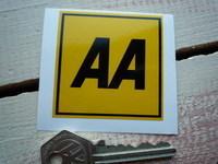 * A   (AA -> Avon)