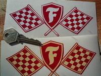 * F   (Facom -> Fram)