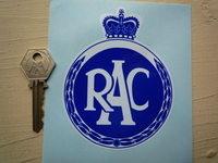 * R   (RAC -> Rudge)