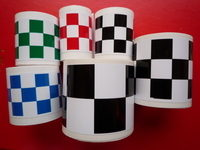 Chequered Tape & Sheets