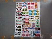 Model Sticker Sets