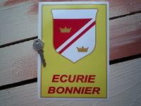 Ecurie Bonnier