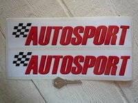 Autosport & Autocar