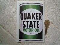 * Q (Quaker State)