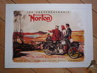Limited Edition Motoring Advert Prints