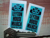 Leyton House March