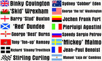 Drivers Names
