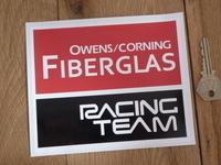 Owens Corning Fiberglas