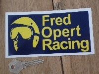 Fred Opert Racing