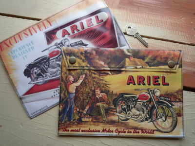 Ariel 'Experience Designed It' Document Holder/Toolbag