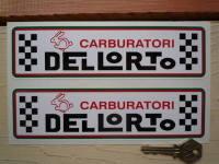 Dellorto Carburatori Rabbit Style Stickers. 8