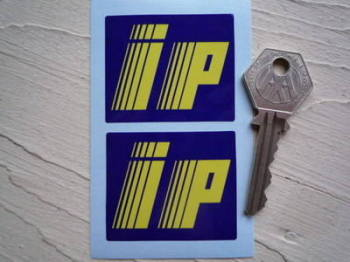 "ip Racing Aprillia Loris Reggiani Stickers. 2"" or 4"" Pair."