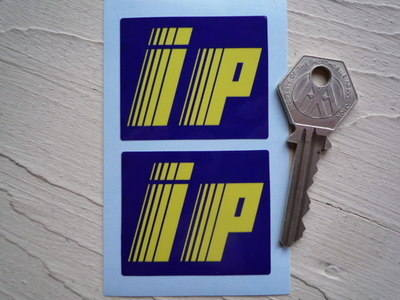 "ip Racing Aprillia Loris Reggiani Stickers. 2"" or 4"" Pair."