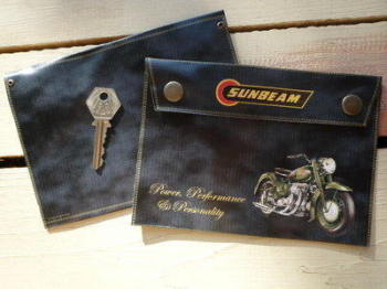Sunbeam Power, Performance & Personality Small Document Holder/Toolbag