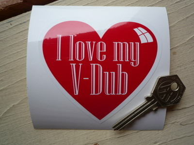 I Love My V-Dub