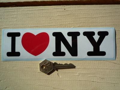 New York I Love NY