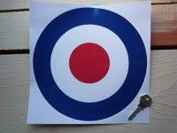 RAF Roundel Sticker. 8.5