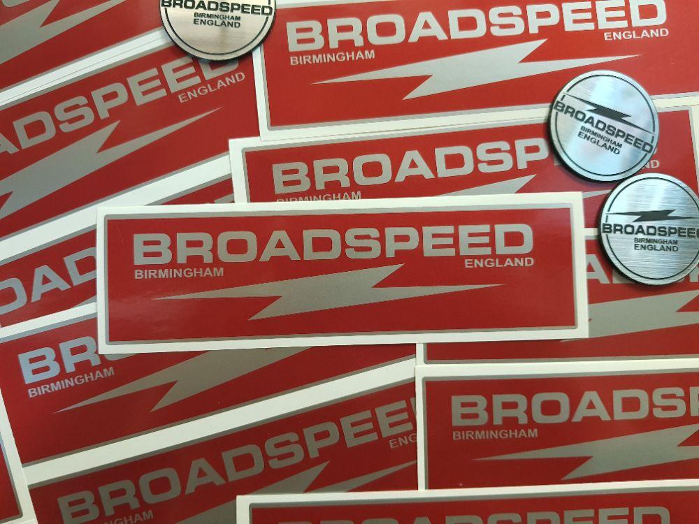 Broadspeed