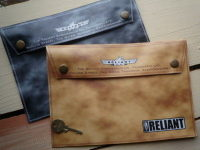 """Reliant Document Holder/Toolbag. 10""""."""