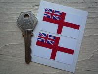 White Ensign Royal Navy Flag. 2