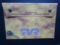 TVR Document Holder/Toolbag. 10