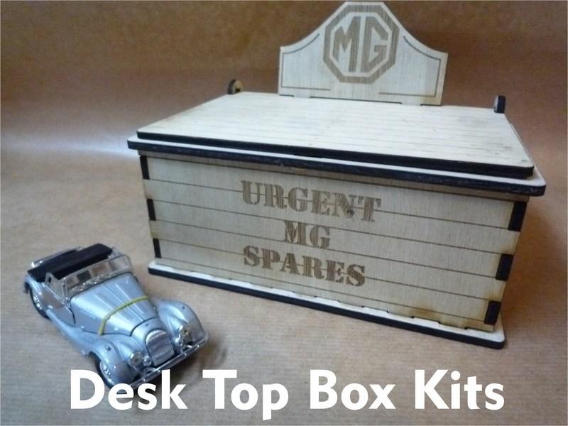 MG Desk Box