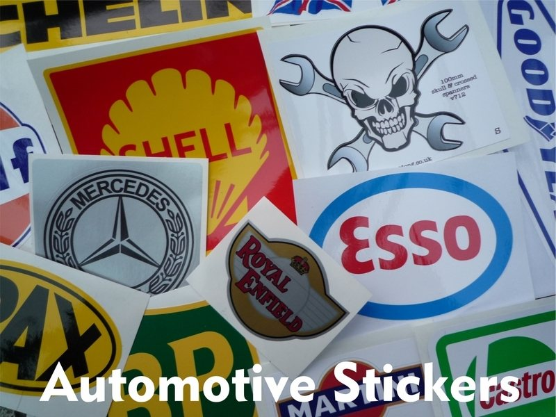 Stickers mixed lot