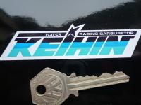 Keihin Racing Carburetor Stickers. 3