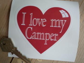 I Love My Camper