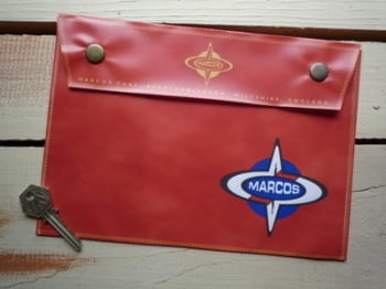 Marcos Cars Medium Document Holder/Toolbag