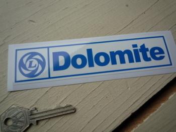 """Triumph British Leyland Dolomite Sticker. 6""""."""