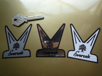 Everoak Helmet Sticker. 1.75
