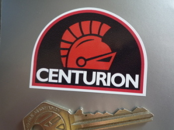 """Centurion Helmets Sticker. 2.25""""."""