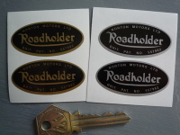 Norton Roadholder 'Forks' Stickers. 2