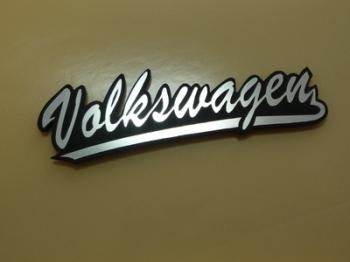 "Volkswagen Script Style Laser Cut Magnet. 3"""
