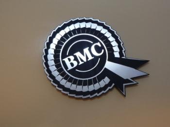 "BMC Rosette Style Laser Cut Magnet. 2"""