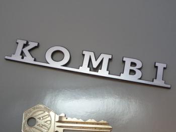 """Volkswagen VW Kombi Laser Cut Self Adhesive Car Badge. 5""""."""