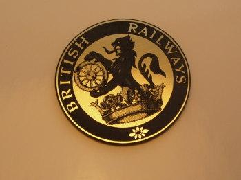 """British Railways Style Laser Cut Magnet. 2"""""""