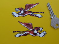 Flying Tiger Stickers. 3