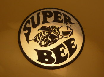 Dodge Plymouth Super Bee Style Laser Cut Magnet. 2.5""