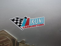 Mikuni Carburetors Colour Stickers. 1.25